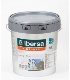 Pintura blanca para interiores Iberson Plus