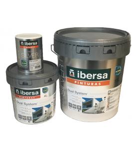 Pintura blanca para interiores y exteriores DUAL SYSTEM®