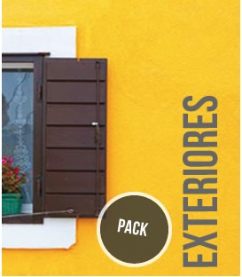 Pack para pintar exteriores