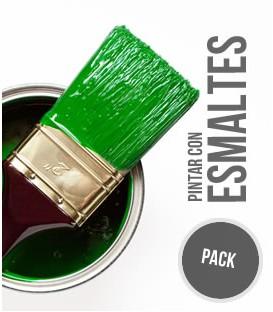 Pack para pintar con esmaltes