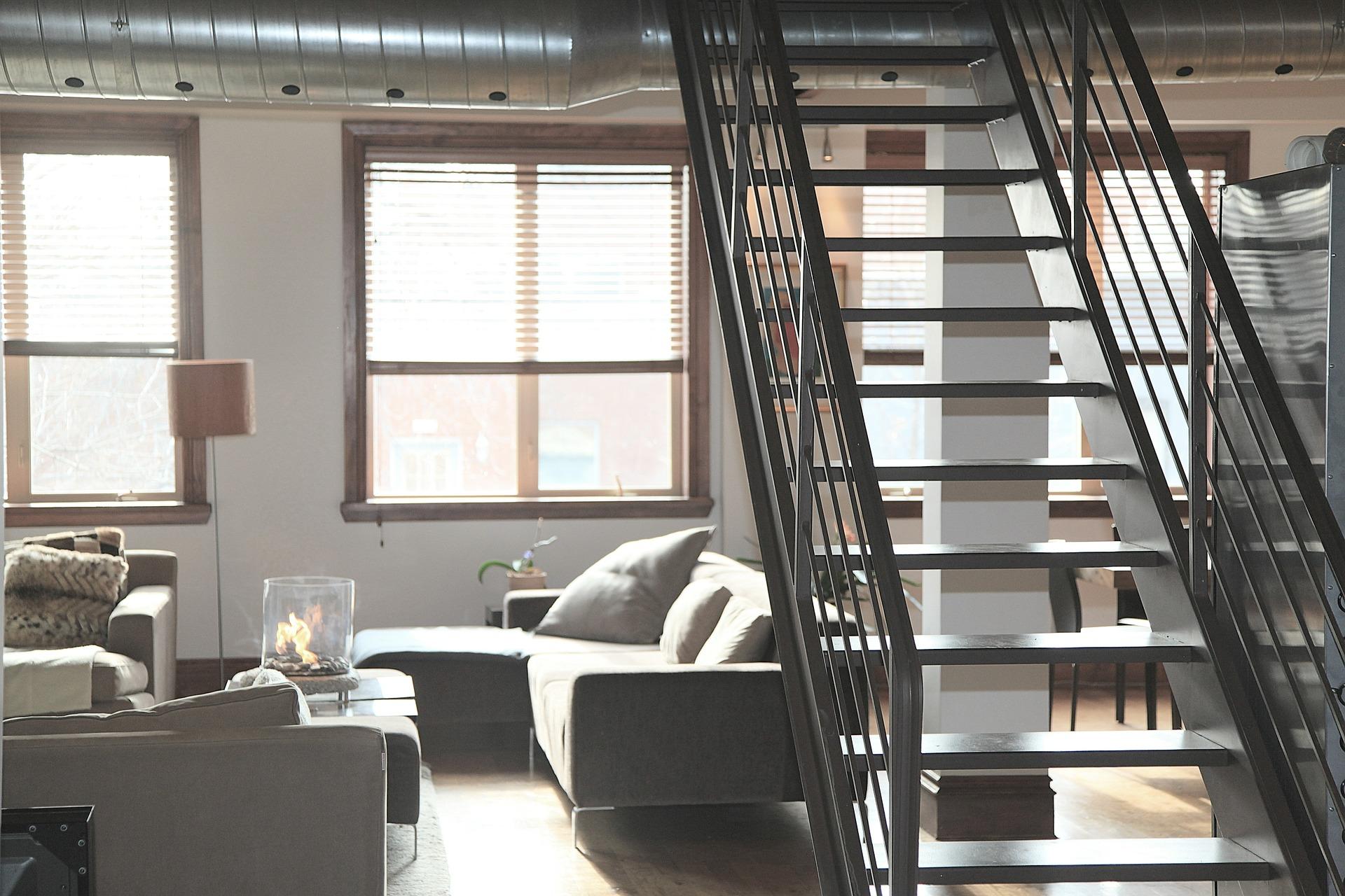 loft tonos neutros