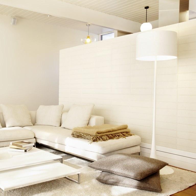 Como pintar un piso pequeo cool espejos redondos para un - Como pintar un piso ...