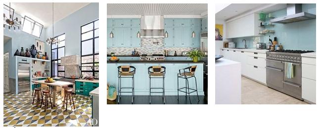 Ejemplos de cocinas