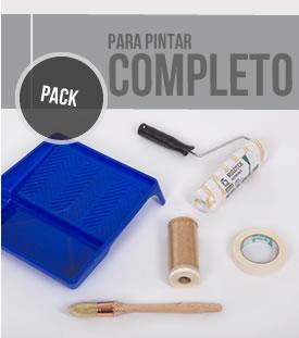 Pack completo para pintar