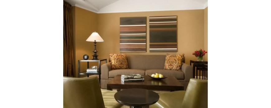 Cu l es el mejor color para pintar el sal n blog de el - Colores para pintar el salon ...