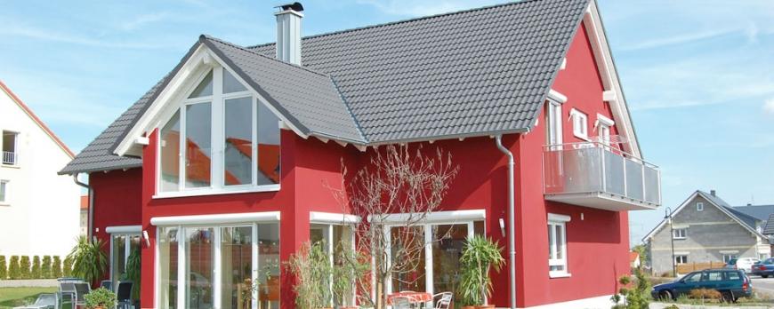 Pintura para exteriores trucos para pintar la fachada for Pintura para exteriores