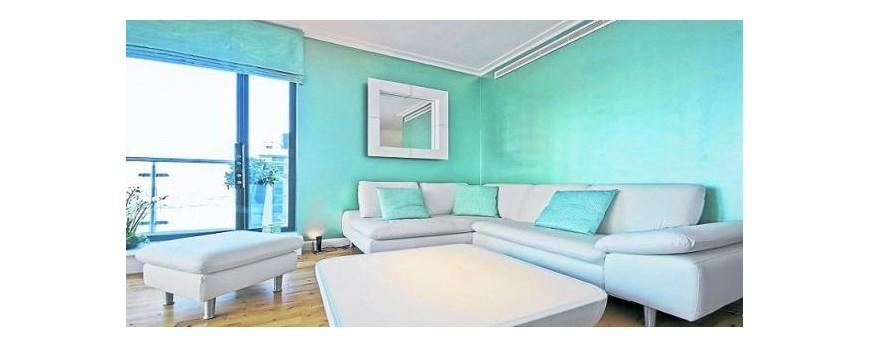 Color aguamarina vital para una decoraci n vintage y for Color aguamarina