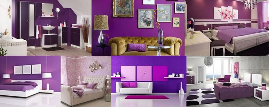 Colores Que Contrastan Con El Morado Buscando Colores Para Tu Sala