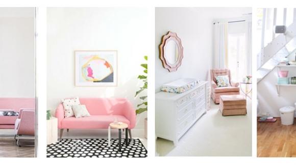 Cuarzo Rosa y Azul Serenity, colores de moda que no pasarán desapercibidos. ¿Te apuntas?