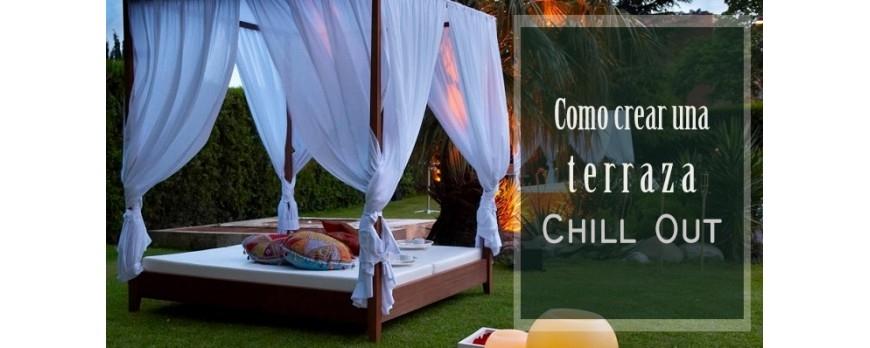 Decoracin primavera Cmo crear una terraza Chill Out Blog de El