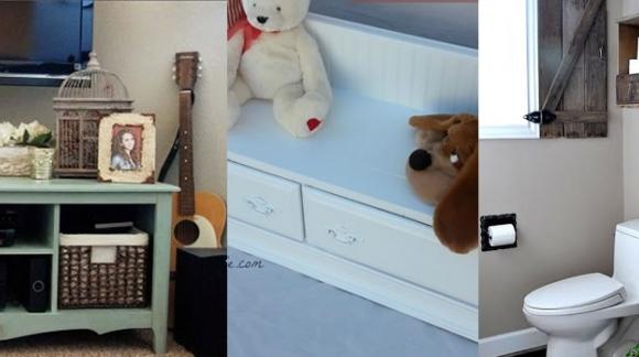 Decoración: Reciclando muebles viejos