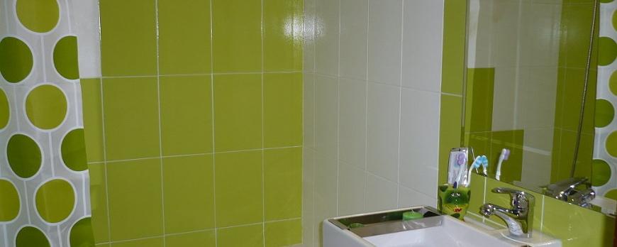 Azulejos Para Un Baño: de arreglar un baño anticuado: pintar sus azulejos – Blog de El Mundo