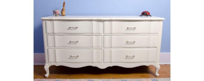 Errores que debes evitar al pintar un mueble de madera - Como lacar un mueble de madera en blanco ...