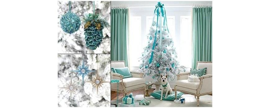 Paleta de colores para la Navidad