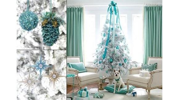 Paleta de colores para la Navidad 2017
