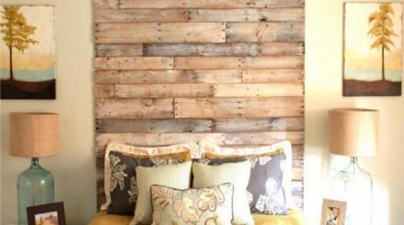 La madera como accesorio en una decoración con carácter rústico