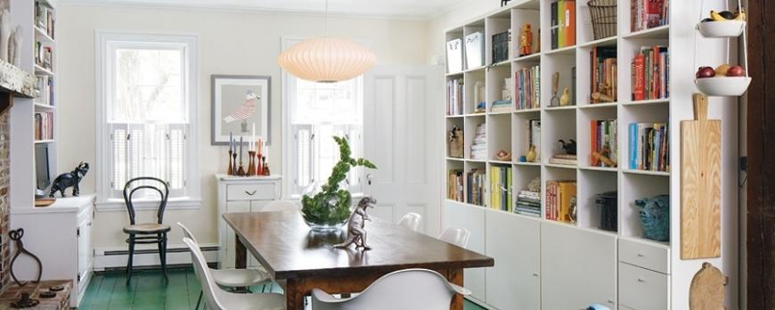 Ideas para actualizar tu casa con un toque de color