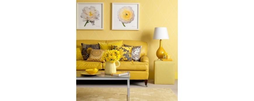 Pintar tu hogar en primavera y aumentar el ánimo