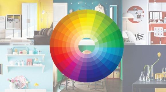 Cómo combinar paletas de color