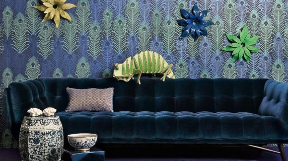 Azul cobalto. Un color de moda para pintar tu casa