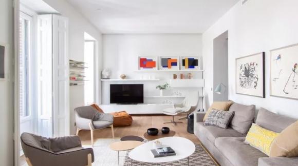 6 cosas que deberías tener en cuenta si quieres pintar de color blanco
