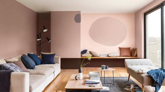 Aprende a decorar con el color rosa
