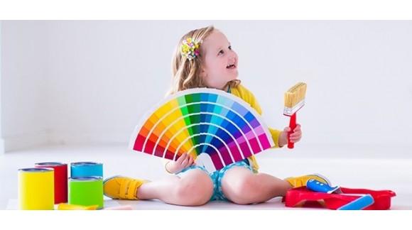 Colores recomendados para pintar la habitación de tu bebé