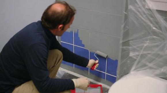 Cómo pintar azulejos paso a paso