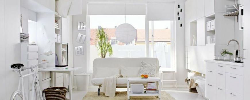 ¿Vas a pintar de color blanco? 10 cosas a tener en cuenta