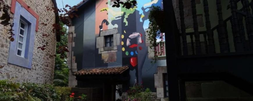 Aris Rosino confía en nuestras pinturas para su último trabajo