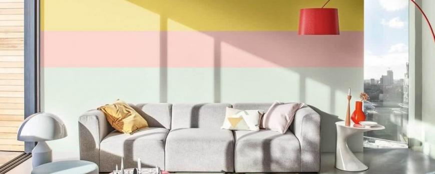 Siete colores que son tendencia y que tienes que conocer si vas a pintar la casa