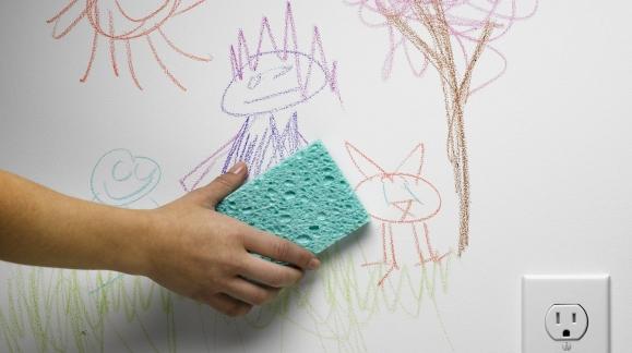 Cosas que hacer durante la cuarentena por coronavirus: cómo limpiar las paredes de tu casa