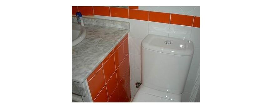 pintura para azulejos la solucin para renovar tu bao o cocina with azulejos cuarto de bao