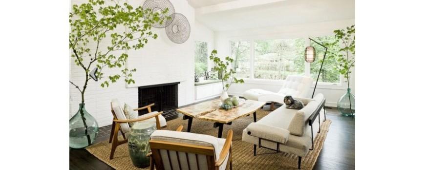 Pintura para interiores de color blanco un cl sico que no - Moda en pintura de interiores ...